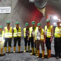 Im Brennerbasistunnel