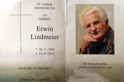 2014-07-21 | Lindmeier